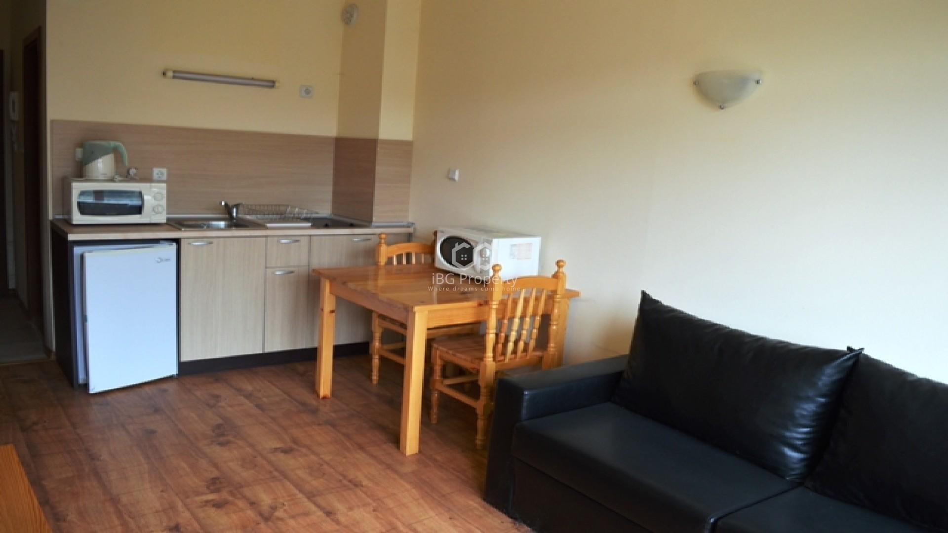 Einzimmerwohnung in Bansko 27 m2