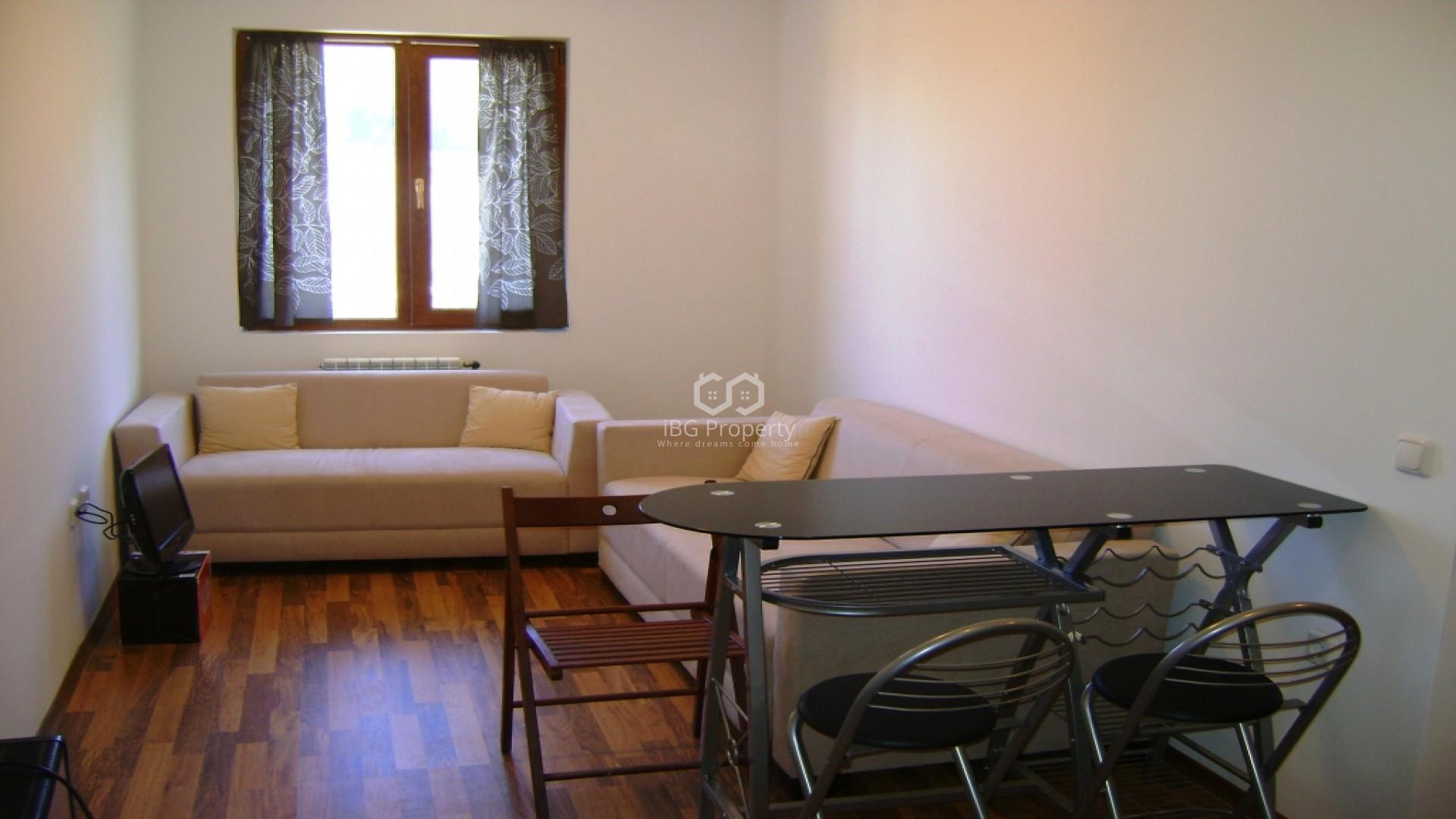 Zweizimmerwohnung in Bansko 41 m2