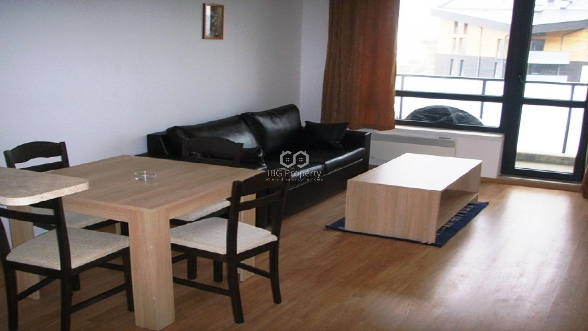 Zweizimmerwohnung in Bansko 64 m2