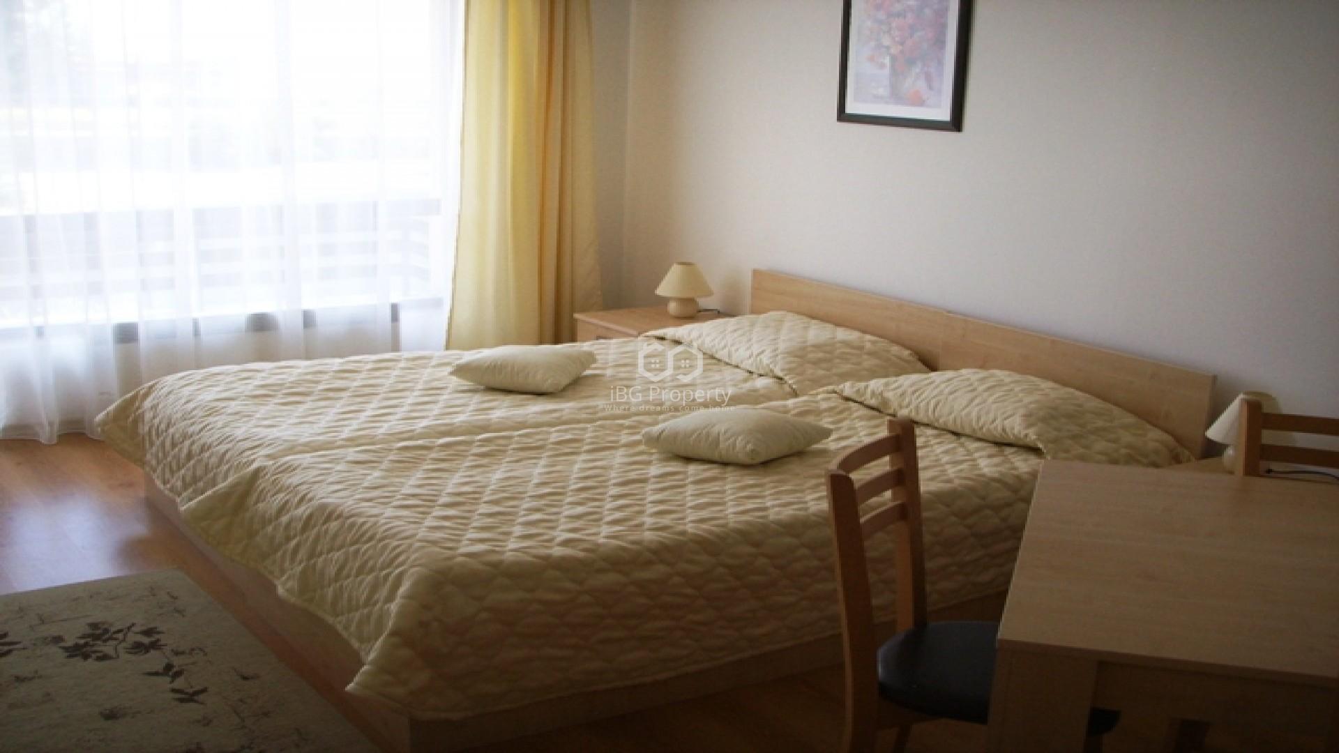 Einzimmerwohnung in Bansko 44 m2