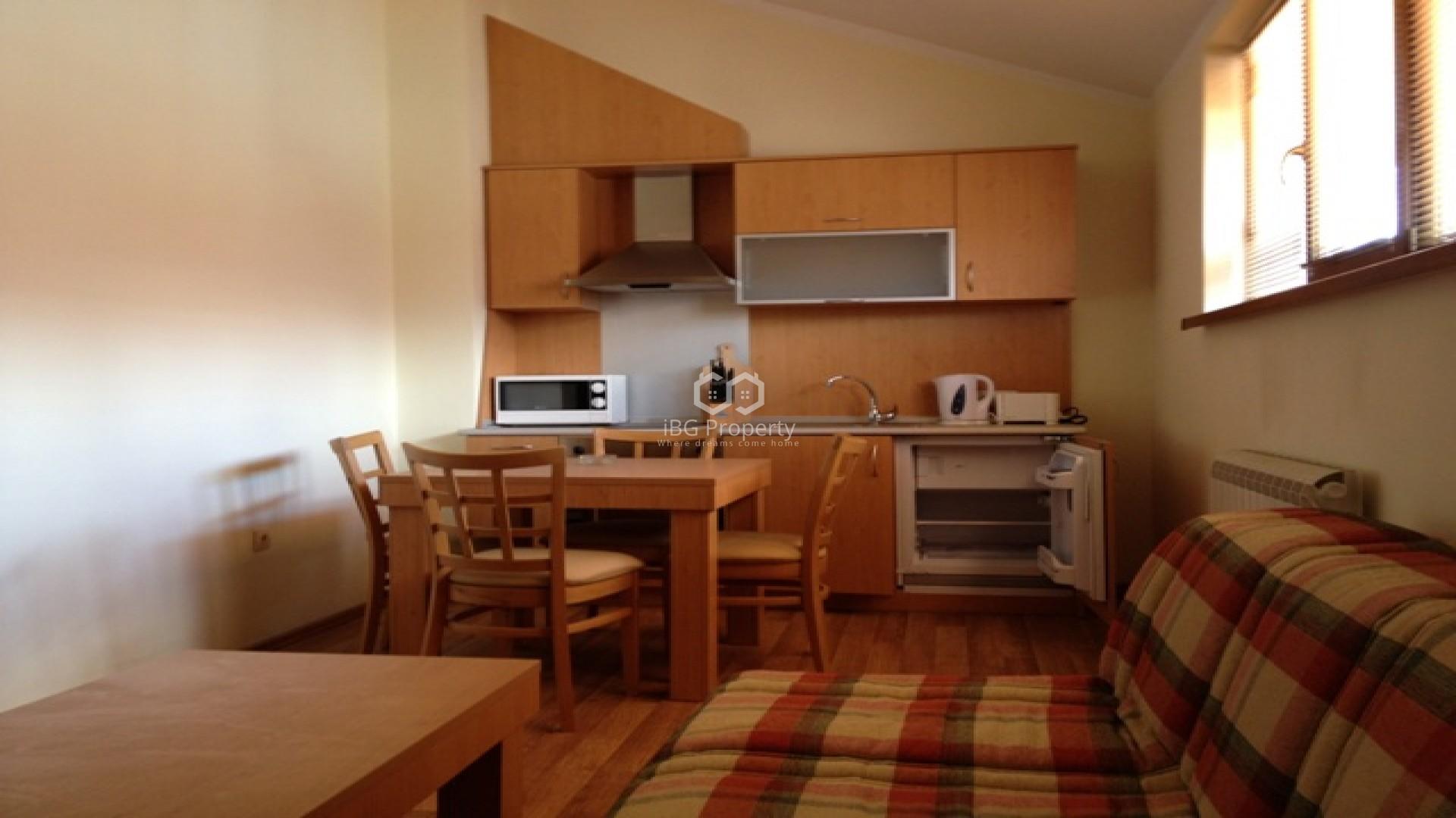 Zweizimmerwohnung in Bansko 63 m2