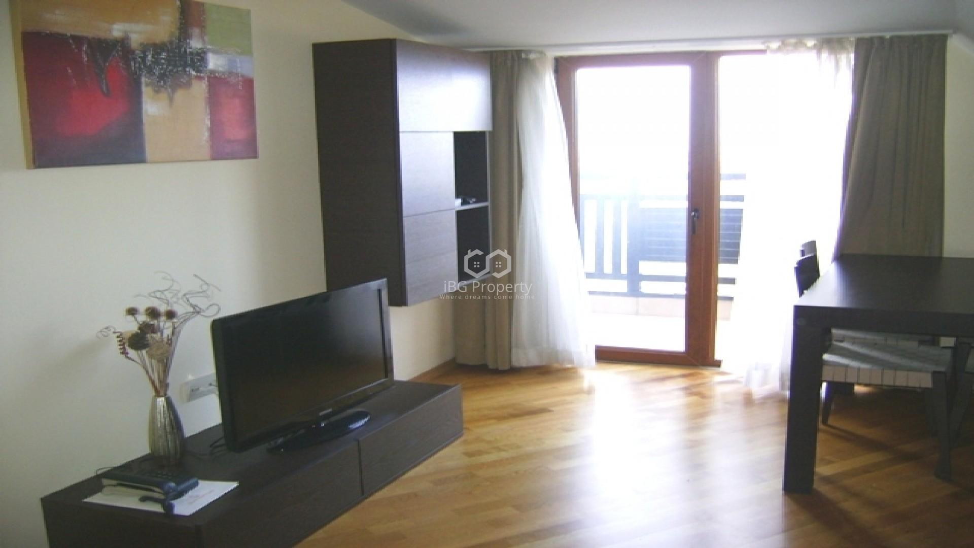 Dreizimmerwohnung in Bansko 94 m2