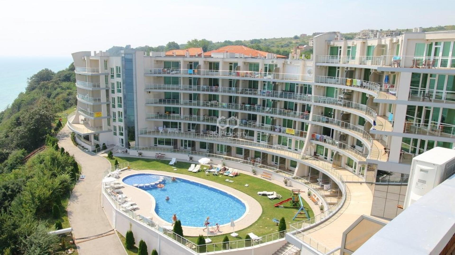 Dreizimmerwohnung in Bjala 110 m2