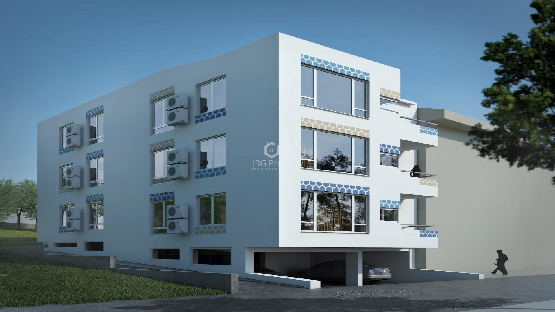 Dreizimmerwohnung in Vinitsa, Varna 99 m2