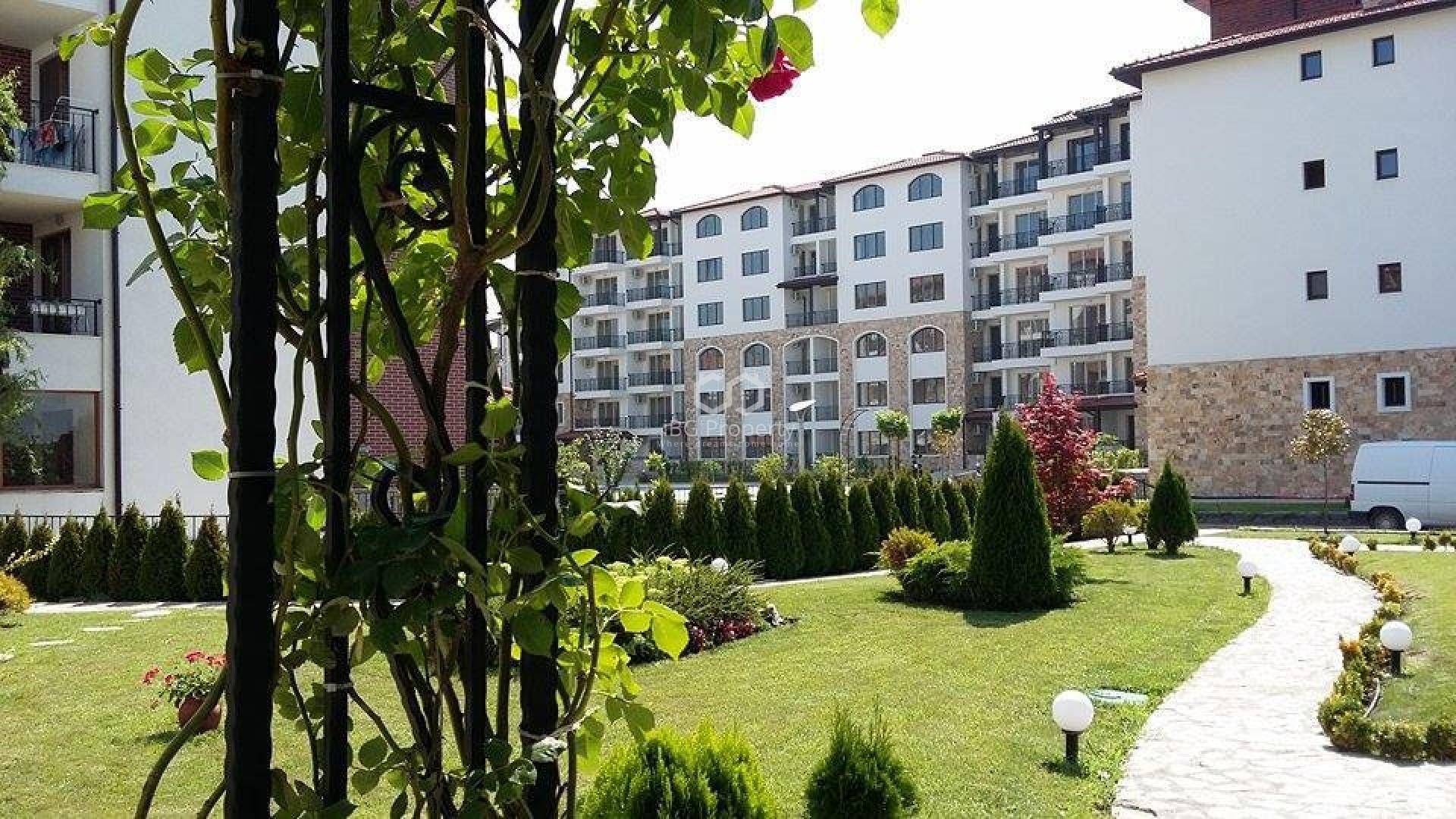 Zweizimmerwohnung in Nesebar 47 m2