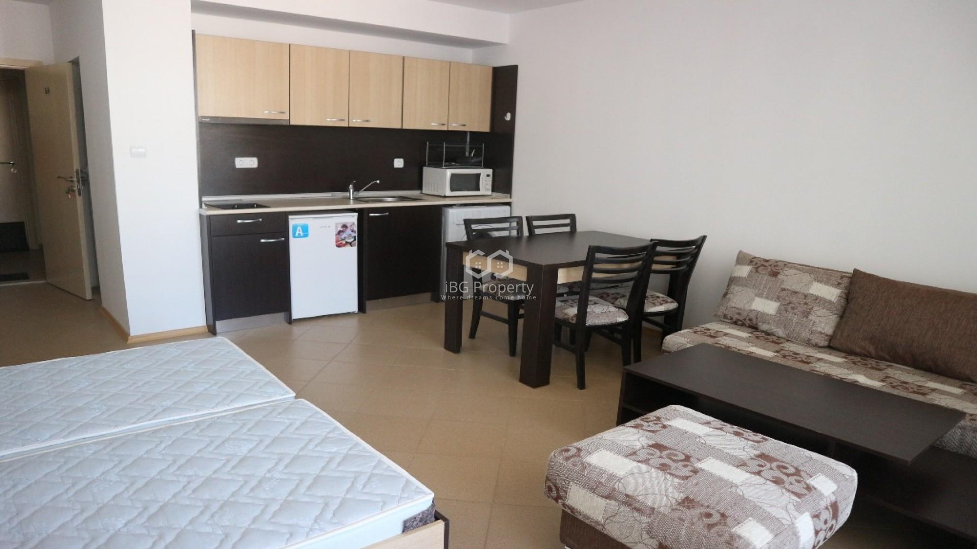 Einzimmerwohnung in Sonnenstrand 51 m2