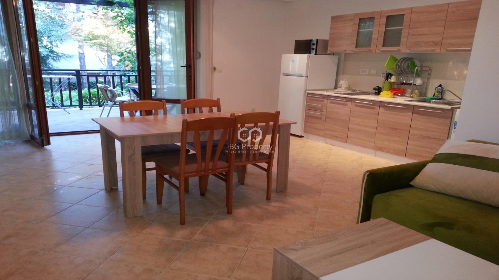 Dreizimmerwohnung in Sozopol 102 m2