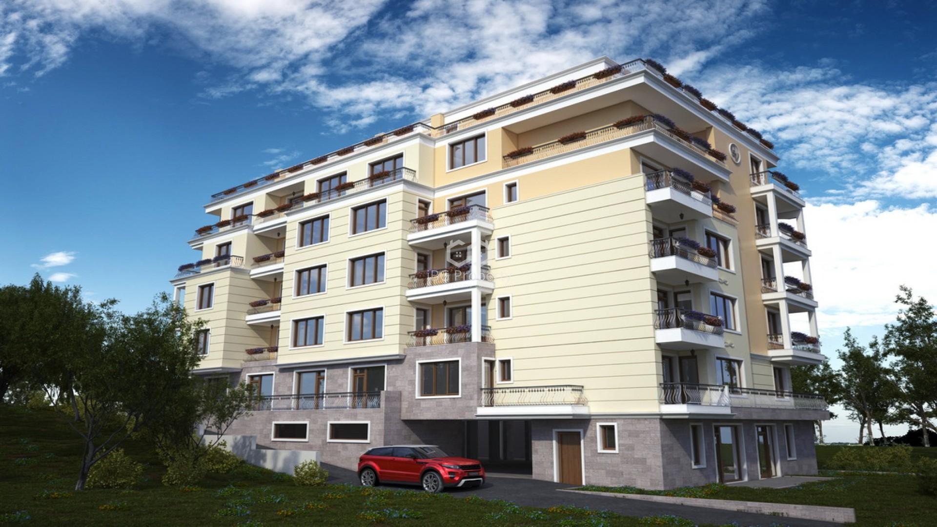 Einzimmerwohnung in Sveti Vlas 31 m2