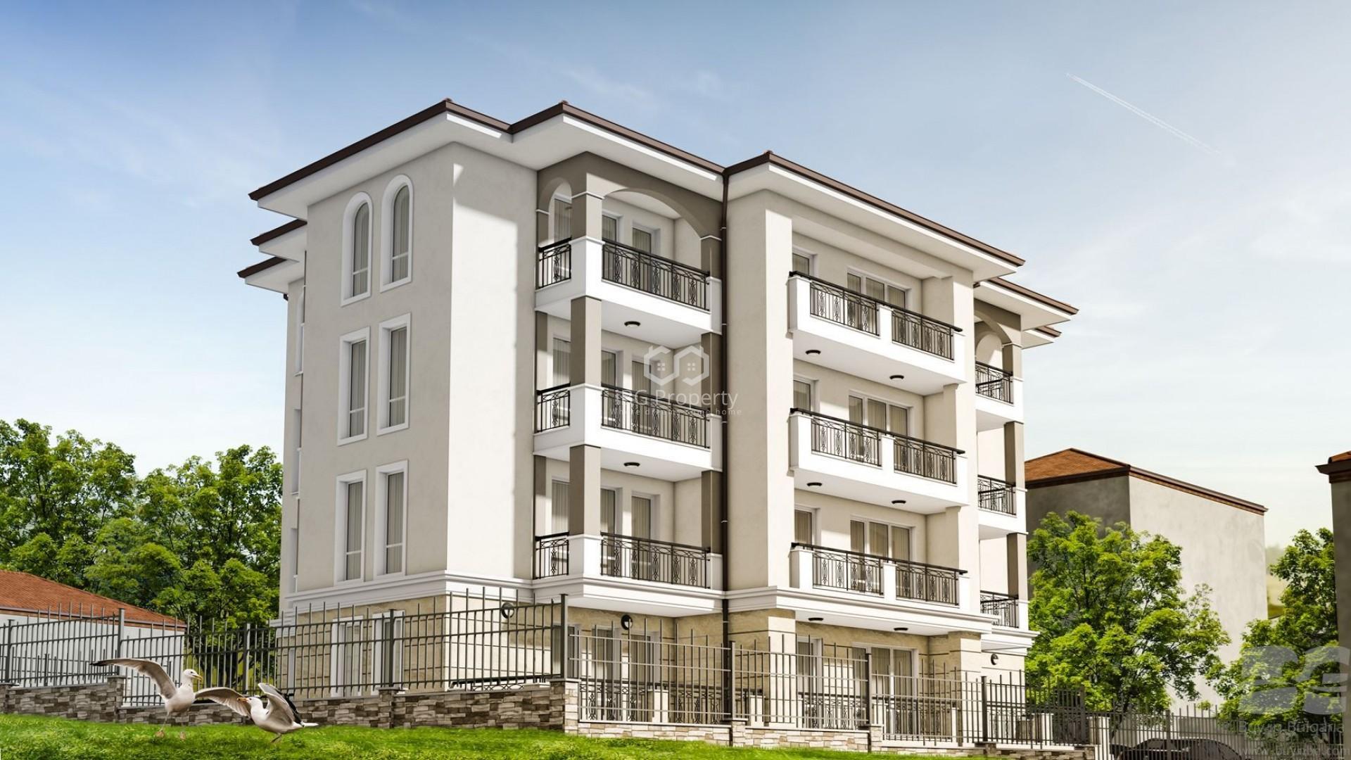 One bedroom apartment Galata Varna 61 m2