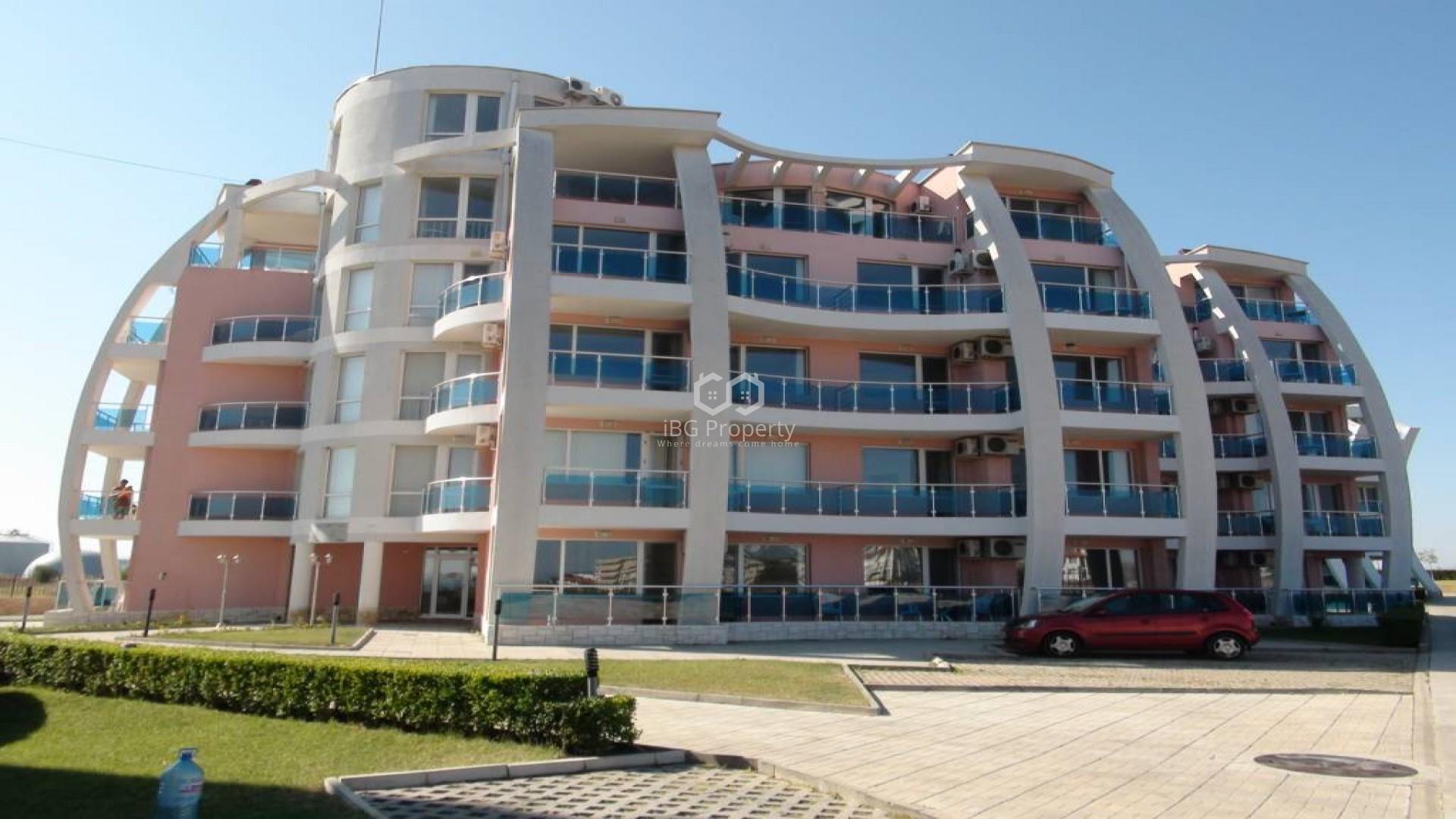 Zweizimmerwohnung in Aheloy 71 m2