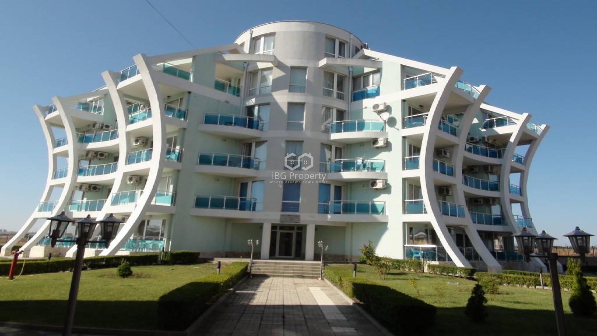 Zweizimmerwohnung in Aheloy 65 m2