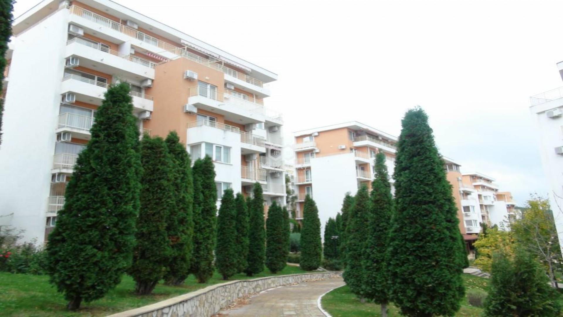 Zweizimmerwohnung in Sveti Vlas 50 m2
