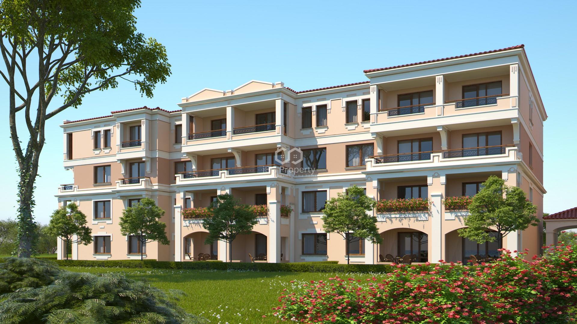 Zweizimmerwohnung in Sozopol 48,27 m2