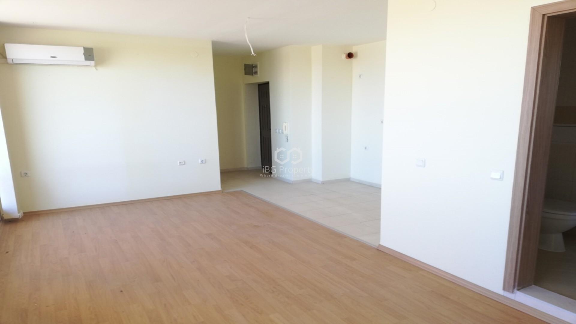 Einzimmerwohnung in Sonnenstrand 47,74 m2