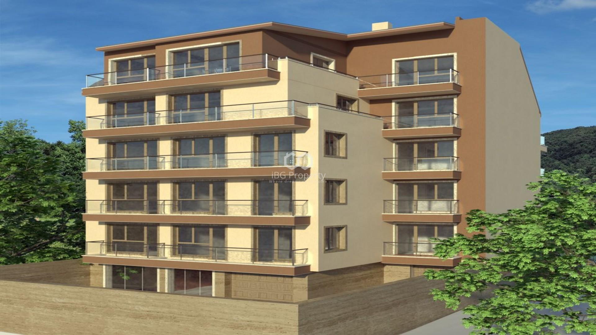 Einzimmerwohnung in in Varna Kolhozen pazar 55,80 m2