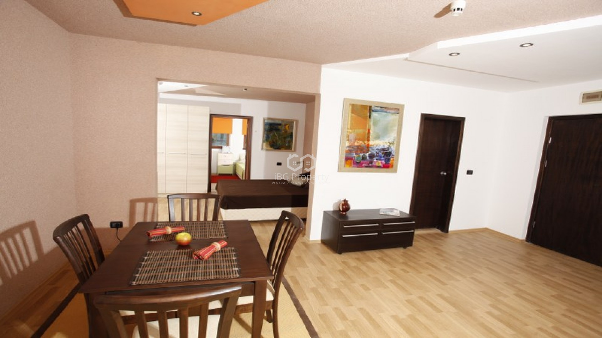 EXKLUSIVES ANGEBOT! Dreizimmerwohnung in Bjala 97 m2