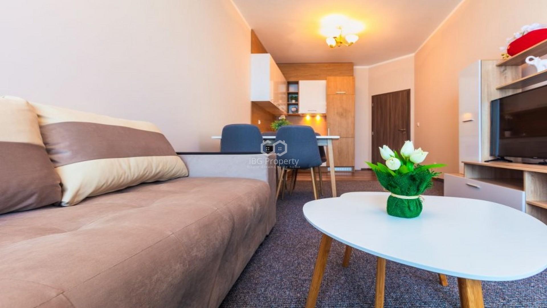 Zweizimmerwohnung in Burgas 72m2
