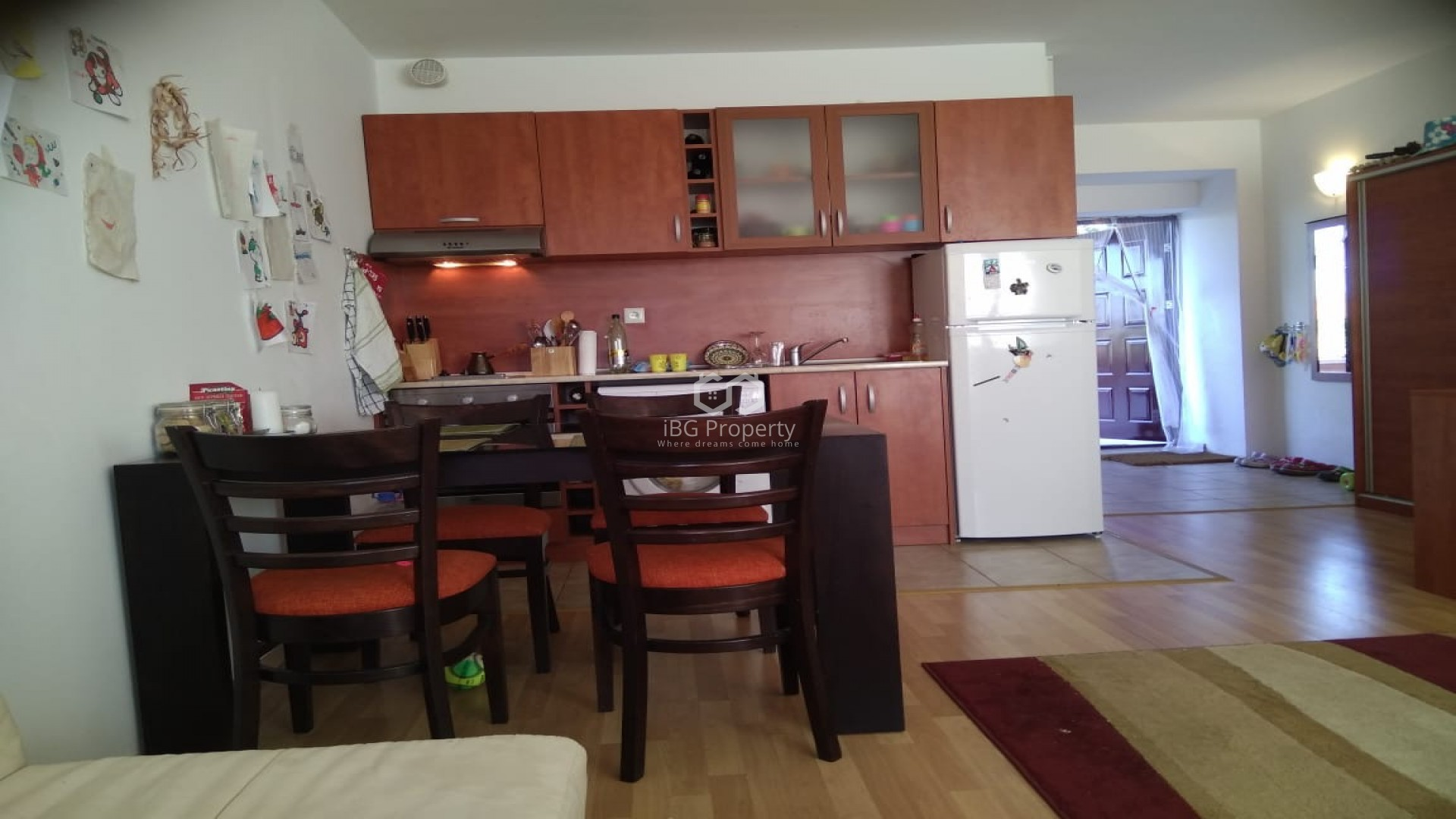 EXKLUSIVES ANGEBOT! Einzimmerwohnung in Bjala 55 m2
