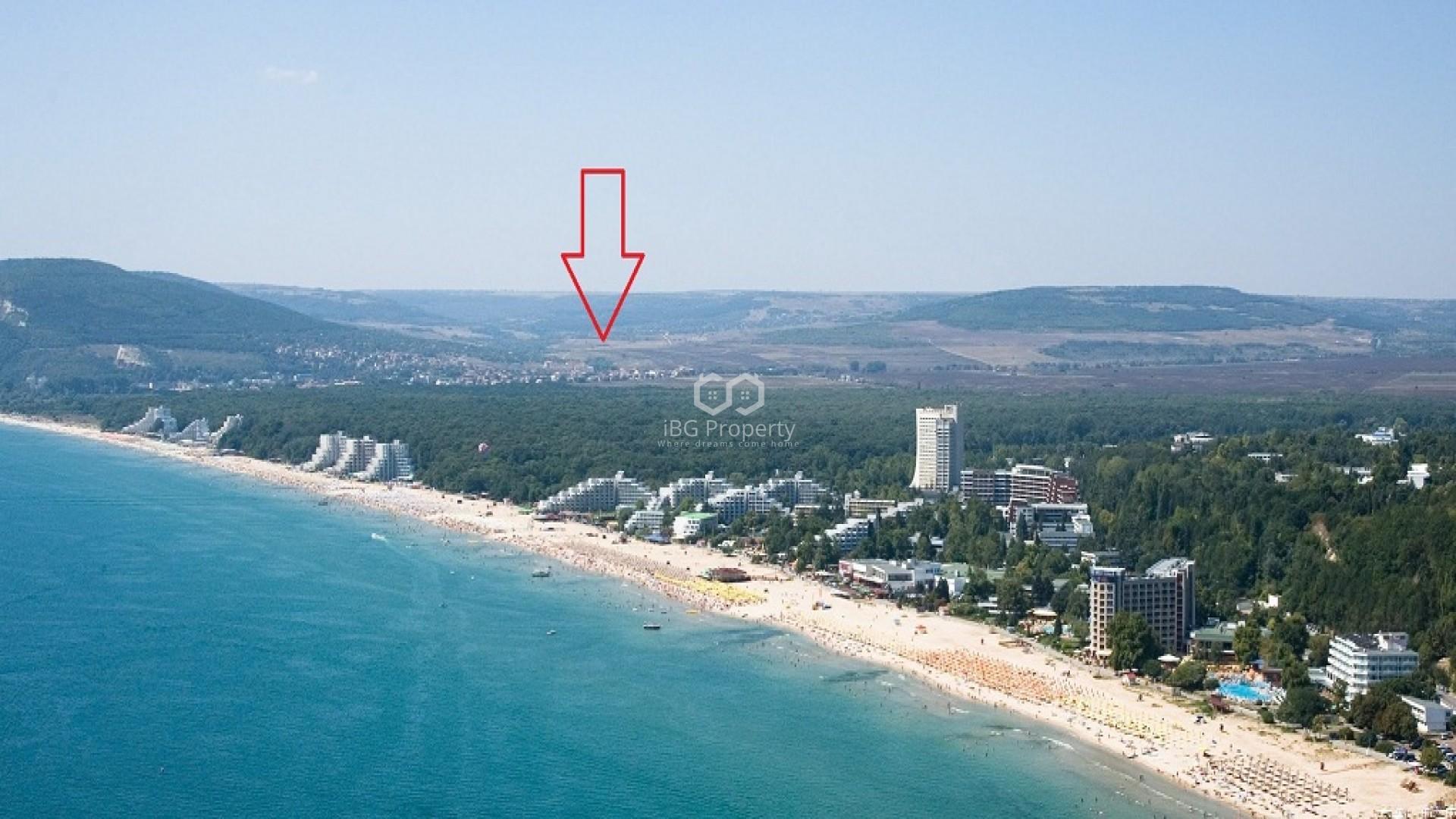 Grundstück in Osenovo 850 m2
