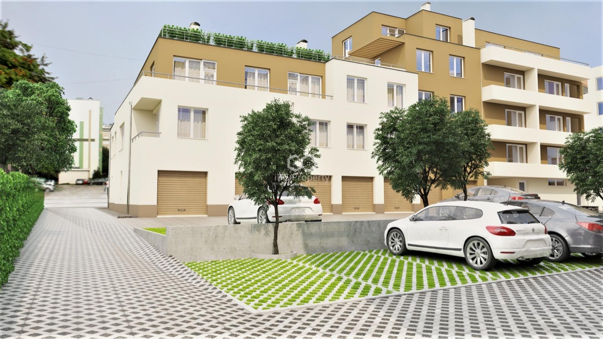 Zweischlafzimmer in Burgas 79,93 m2