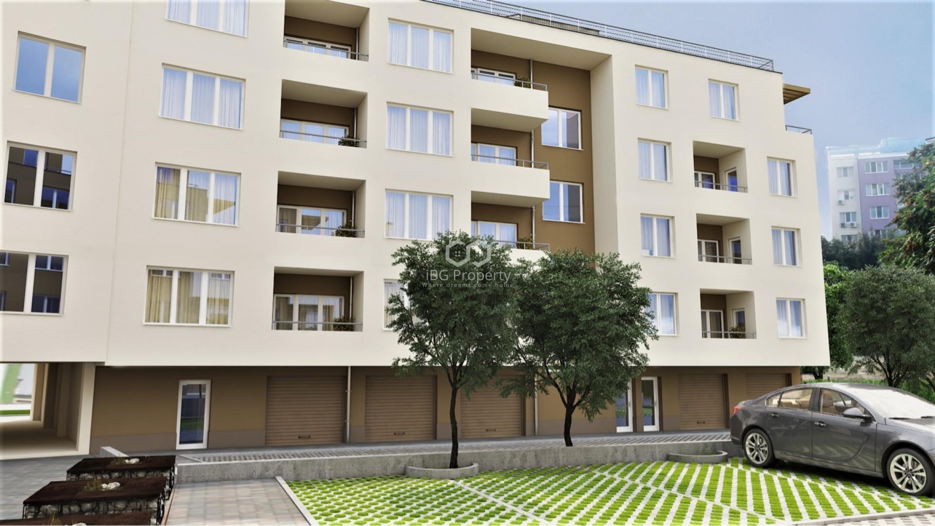 Dreizimmerwohnung in  Burgas 78,94 m2