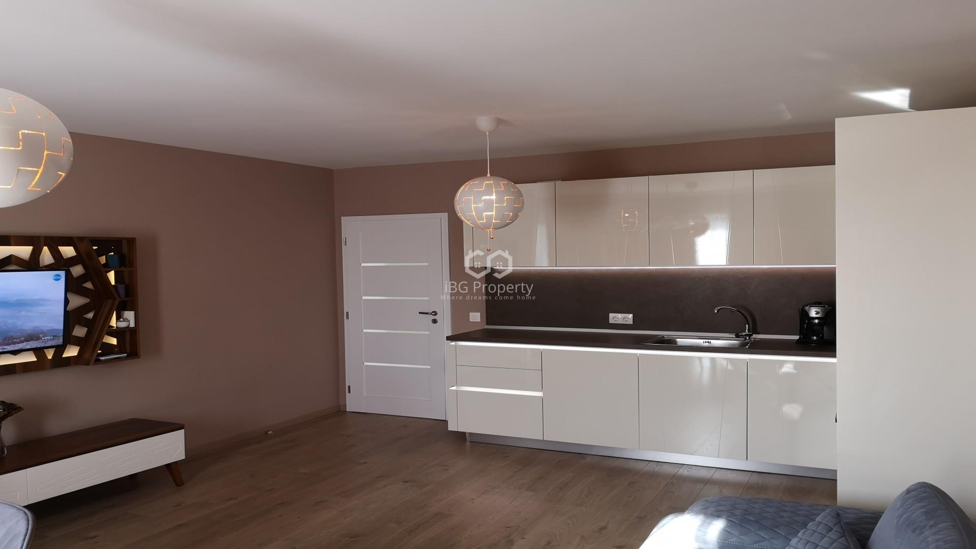 Zweizimmerwohnung in varna 71 m2