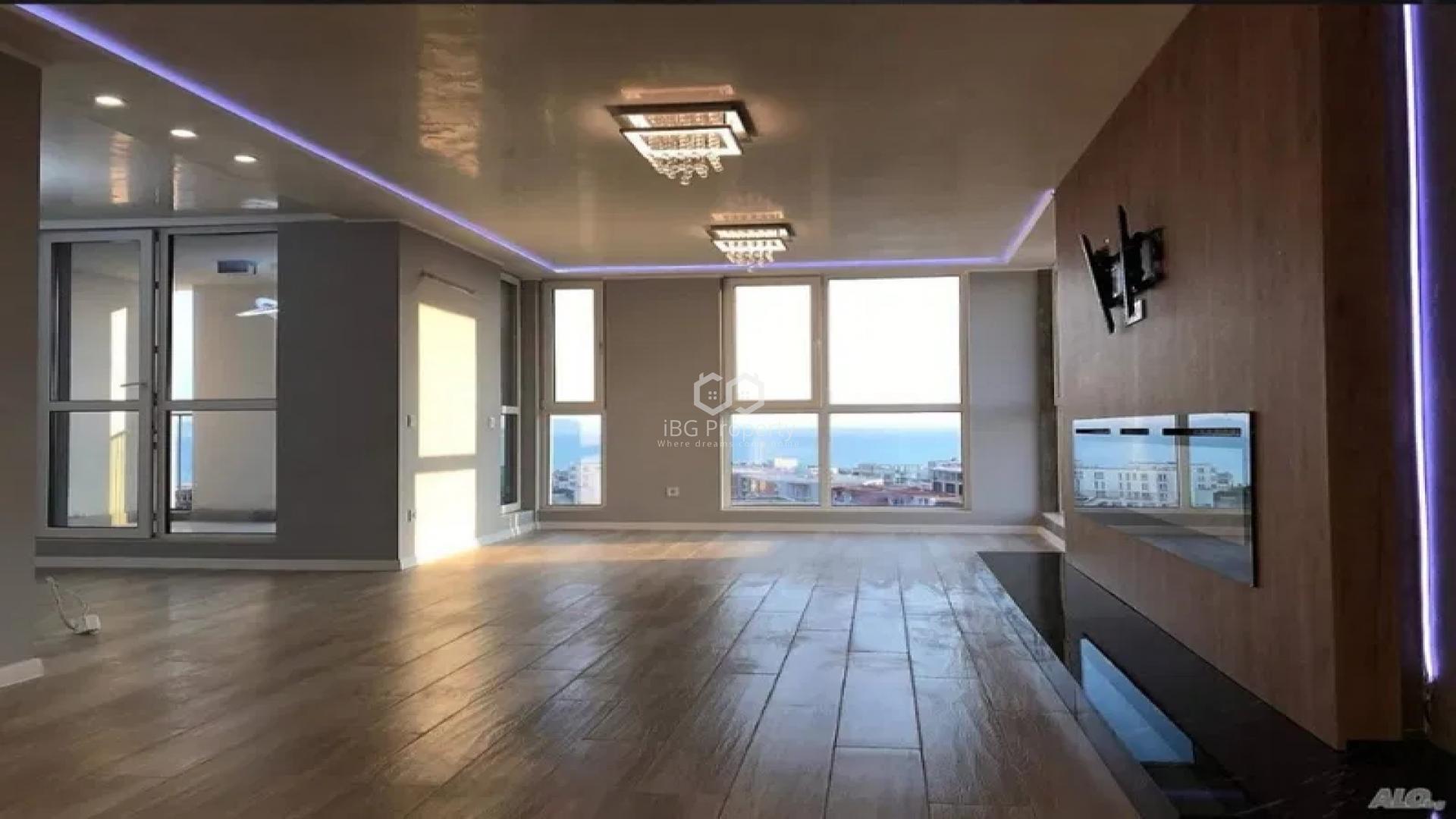 Vierzimmerwohnung in Sarafovo, Burgas 129 m2