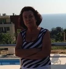 Galina Pitkevitsch - Rentnerin, Moskau